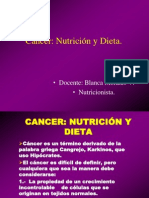 Cancernutricion y Dieta.2