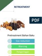 Pretreatment Dan Teknik Pemurnian Minyak Atsiri