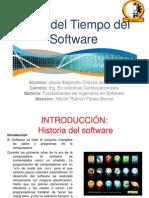 Linea Del Tiempo Del Software