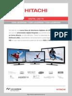 Ficha Digital LEDTV 32-42-46