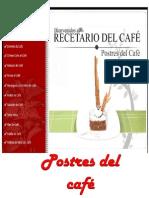 Recetario Del Cafe