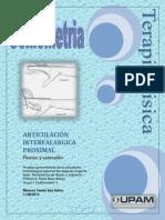 Articulación Interfalangica Proximal