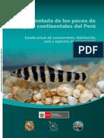 Ortega Et Al. 2012 Lista Anotada Peces de Aguas Continentales Del Peru