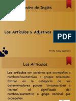 Presentación sobre Artículos&Adjetivos.ppt