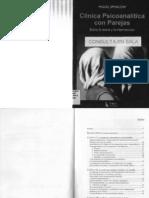 40305096 Clinica Psicoanalitica Con Parejas Entre La Teoria y La Intervencion Spivacow Miguel