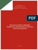 Protocolo TARV 12.2013