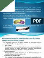 Depósito Bancario en Dinero D° bancario.pptx