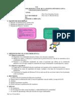 Plan de Trabajo de Defensa Civil de La Institución Educativa