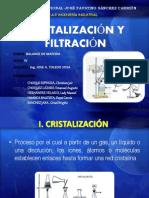 Cristalización y Filtración (1)