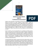 Bautismo de Fuego Ardiente.libro 4.Pastor Kim Yong-Doo