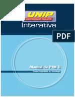 Manual Do PIM II