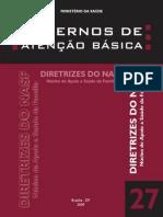 Diretrizes Do NASF, MS, 2009