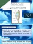 sindrome mediastinico