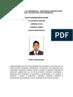 Servicio Nacional de Aprendizaje Hv Carlos Mera