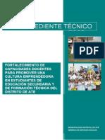 Expediente Tecnico Version Final Al 29jun09