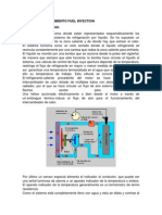 Sistema de Enfriamiento Fuel Inyection