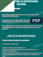 00 Aproximacion a La Antropologia Cultural