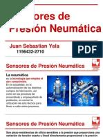 Sensores de Presion Neumaticos