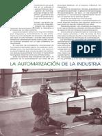 Automatizacion en La Industria