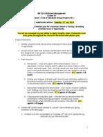MKTG 6190 Coursework #3 Cohort 15