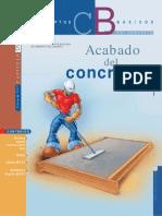 Conceptos Acabados de Concreto