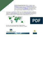 La Agencia Internacional de Las Energía Renovable