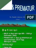 bblr-dan-prematur.ppt