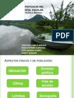 Elementos Contextuales Del Proyecto Ambiental Escolar