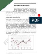 Modelo Econometrico de Impuestos La Firme