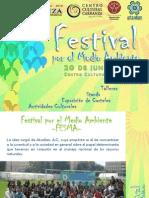 Festival por el Medio Ambiente -FESMA- 2014