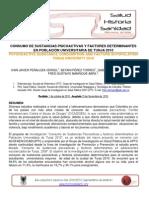 Consumo de Sustancias Psicoactivas y Factores Determinantes en Población Universitaria de Tunja