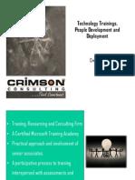 Crimson Profile2014 Microsoft