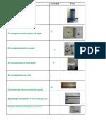 Lista Nueva de Material Resguardado en Edif. 66 Hoy 6F