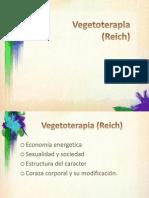 Vegetoterapia (Reich)