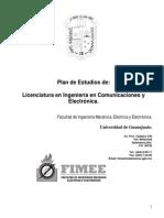 Programa Comunicaciones Electronica