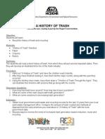 A History of Trash
