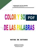 Color y Sonido de Las Palabras