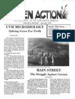Green Action - Vol 2, No 1 1990