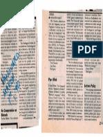 Vanguard Letters, March 1, 1990