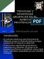 Tecnica y Dinamicas Grupales1