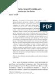 Estado e Mercado Pedro Demo