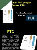 Rangkaian PSA Dengan Sensor PTC