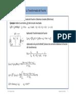 Aplicaciones de La Transformada de Fourier 2013 (1)