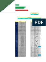 Mega Sena Simetrica 18 Dz. 66 Jogos