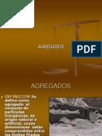 AGREGADOS