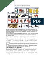 Equipos de Protección Personal Industrial.doc 2014