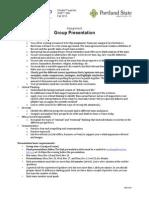 week 4 presentations