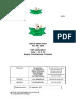 ManualdeCalidad Quinto Trimestre (1)