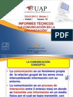 La Comunicacion en La Organizacion 1