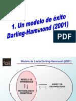 El Modelo de Aprendizaje de Darling Hammond 2001 1